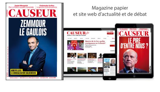 Magazine papier et site web d'actualités