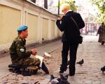 mendiant-russe