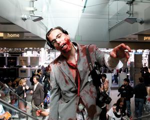 Zombie, es-tu là?