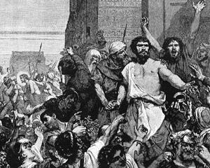 MÉDITATIONS CHRÉTIENNES POUR TOUTE L`ANNÉE - Pere Buse`e - Cie de Jésus - année 1708 Barabbas