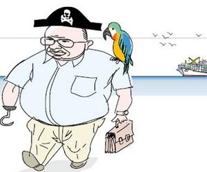 Piège en haute mer