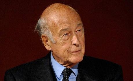 Sacré Giscard !