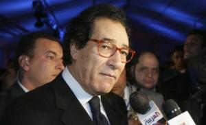Farouk Hosni, ministre égyptien de la Culture.