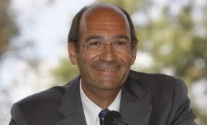 Le ministre du Budget, Eric Woerth, serait-il nul en maths ? (photo Medef/flickr.com)