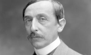 Maurice Barrès, par Nadar.