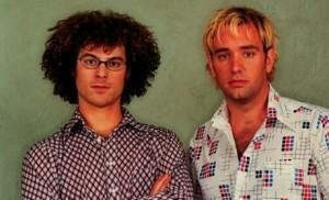 Matt Stone and Trey Parker, créateurs de la série