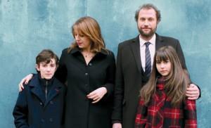 La Famille Wolberg, d'Axelle Ropert.