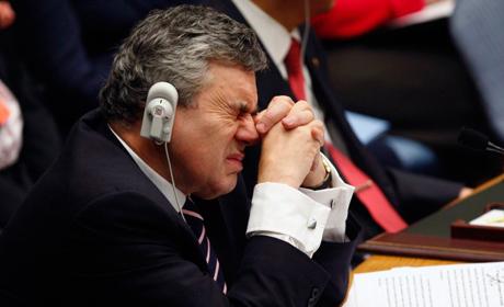 Peut-on sauver le soldat Gordon Brown ?