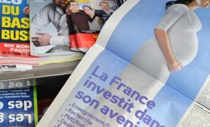Matignon lance une campagne de presse nationale pour défendre le grand emprunt, pardon les filles-mères.