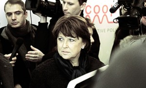 Martine Aubry. Photo La Netscouade, flickr.com