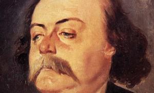 Eugène Giraud, Portrait de Gustave Flaubert, 1867.