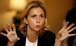 Valérie Pécresse, candidate UMP en Ile-de-France.