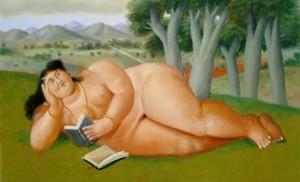 Botero aussi préfère les grosses.