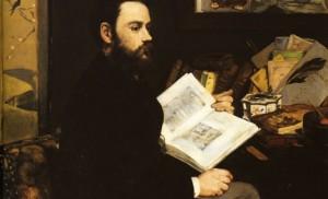Edouard Manet, Portrait d'Émile Zola, 1868