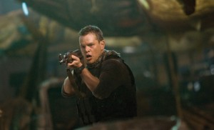 Matt Damon à l'affiche de Green Zone, de Paul Greengrass