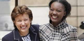 Roselyne Bachelot et Rama Yade