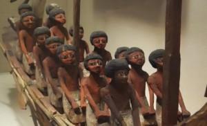 Au temps des anciens Égyptiens, il y avait déjà des flottilles. Étaient-elles humanitaires ?