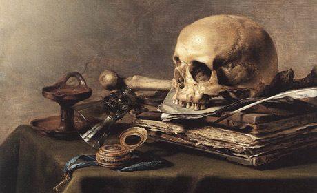 Pieter Claesz, Vanité (1634)