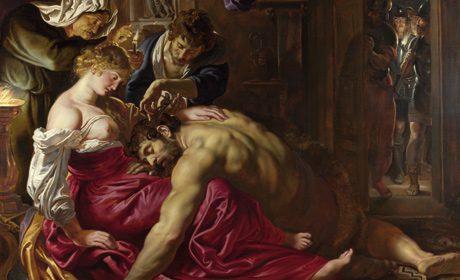 Peter Paul Rubens, Samson et Dalila, 1609