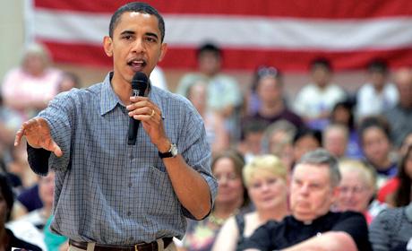 Arizona drame pour Obama