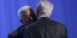 bibi-netanyahou-abbas-negociations