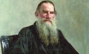 Ilya Repine, Léon Tolstoï, 1897