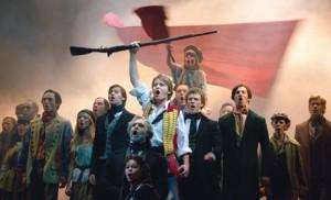 En 2010, Cameron Mackintosh a donné à Paris une nouvelle version de la comédie musicale Les Misérables.