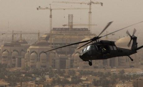 Toussaint rouge à Bagdad