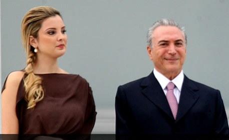 Et si la première dame du Brésil n'était Dilma ?