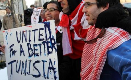 drapeau gay revolution tunisie