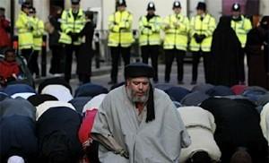 Angleterre-islame