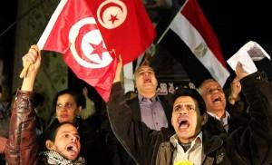 Egypte-Tunisie-democratie