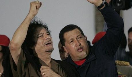 Kadhafi chez Chavez : ¿ Y Por Qué No ?