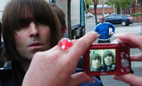 Liam Gallagher : Oasis avec bulles