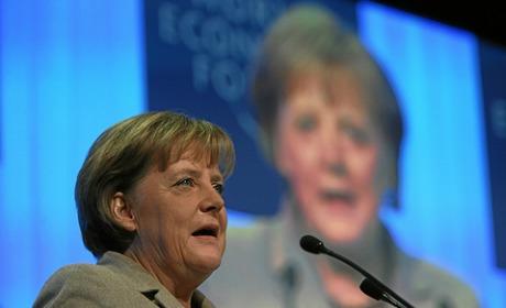 Docteur Angela et Mrs Merkel