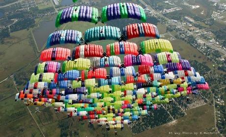 Apologie du parachutage