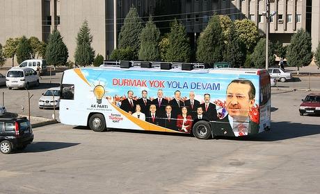 La marche turque vers l'islamisme