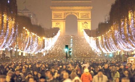 Bonnes fêtes de fin du monde