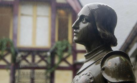 Pour qui votera Jeanne d'Arc?