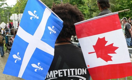 Québec : l'hiver des souverainistes
