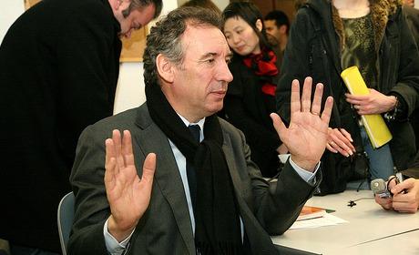 Bayrou boude le dîner du CRIF? Tant mieux!