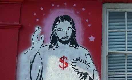 Jésus-Christ et la dette