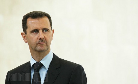Sale temps pour Assad