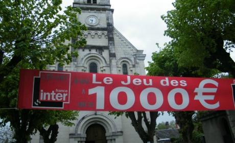 Gloire au Jeu des mille euros!