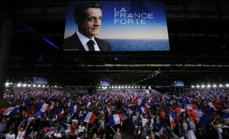 Sarkozy, chasseur rusé
