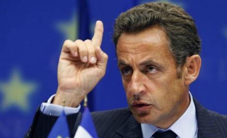 La drôle de campagne du président Sarkozy
