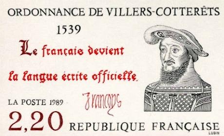 La France en français!