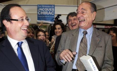 Chirac, c'est maintenant!