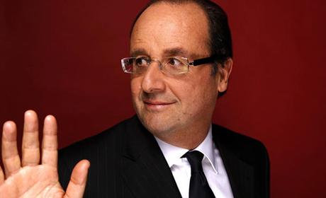 Hollande président !