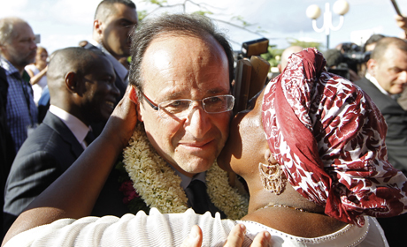 La Passion selon Hollande